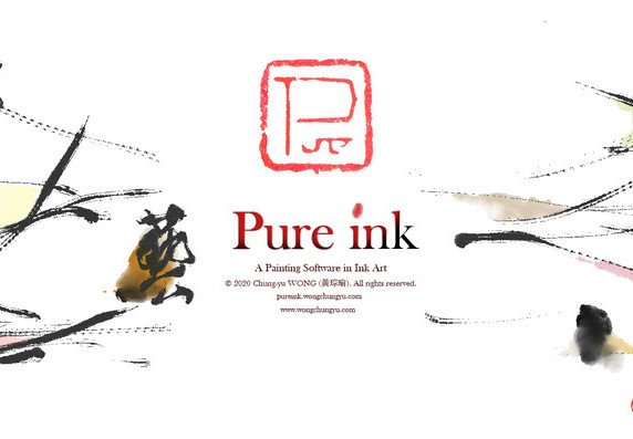 Pure ink